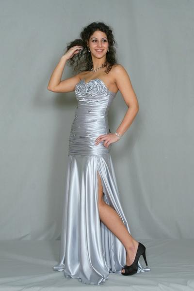 вечерна рокля Кристина