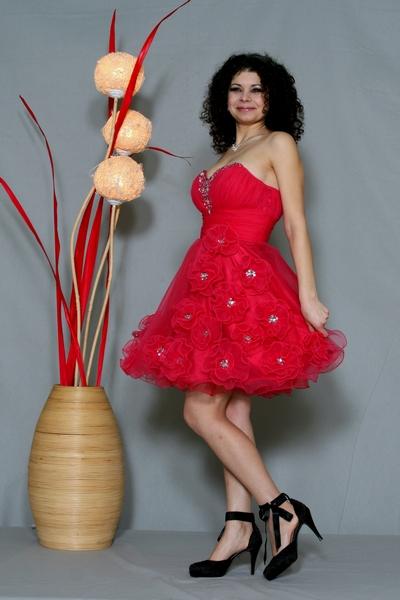 вечерна рокля Цвети
