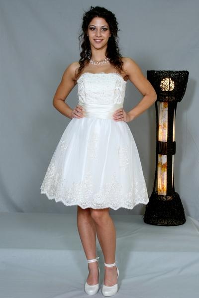 вечерна рокля Нели