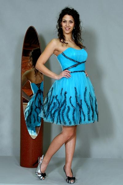 вечерна рокля Марина