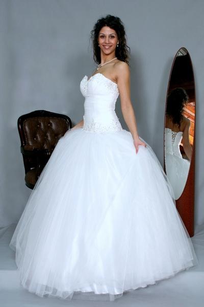 булчинска рокля Ралица