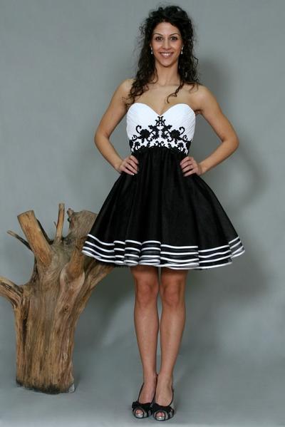вечерна рокля Алексис