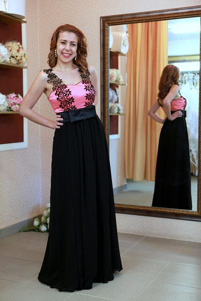 вечерна рокля Рамона