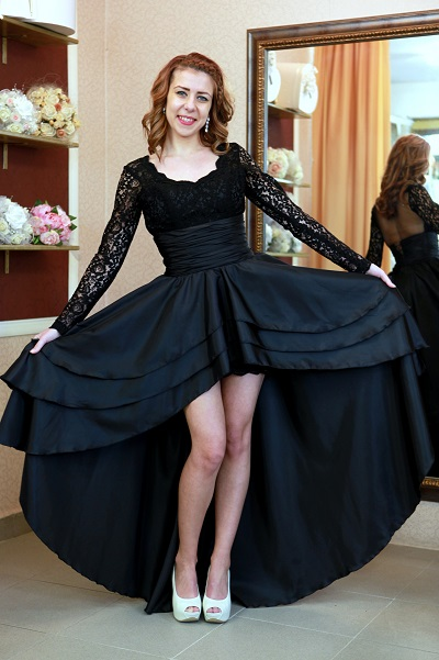 вечерна рокля Луиза