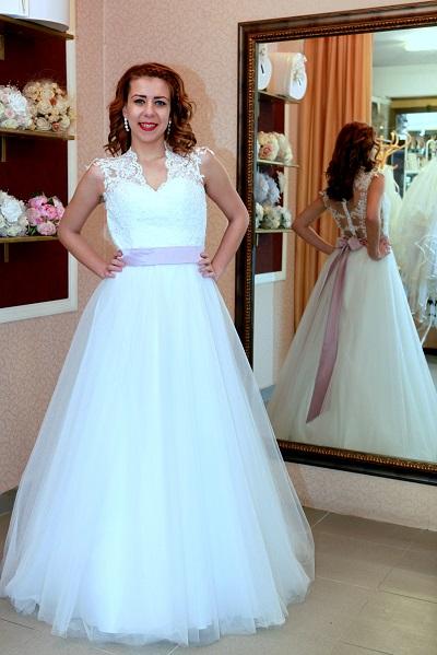 булчинска рокля Зорница
