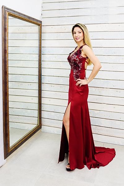 Вечерна рокля Клаудия