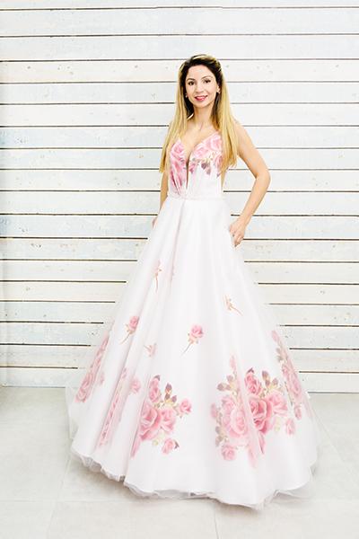 Официална рокля Рафаела