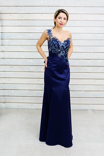 вечерна рокля Ивон