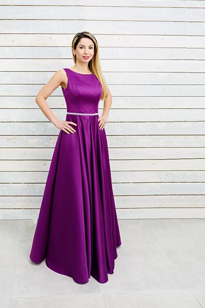 вечерна рокля Ира